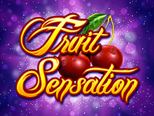 Fruit Sensation в казино онлайн