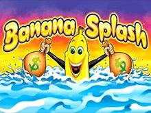 Автомат Banana Splash в казино 777 с новыми играми