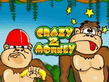 Crazy Monkey 2 в онлайн казино 777