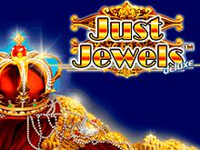Новые игры в автомате 777 Just Jewels