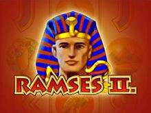 Игровой автомат онлайн Ramses II