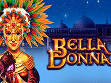Белла Донна – игровой автомат с оригинальной тематикой от Novomatic
