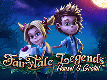 Fairytale Legends: Hansel & Gretel автомат от разработчика Netent