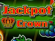 В казино для опытных игроков автомат Jackpot Crown