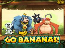 Слот интернет казино: Вперед Бананы